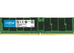 Память DDR4 Crucial CT16G4RFD8266 16Gb DIMM ECC Reg PC4-21300 CL19 2666MHz