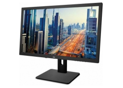 Монитор AOC 23″ Professional I2375PQU(/01) черный IPS LED 16:9 DVI HDMI M/M матовая HAS Pivot 250cd 1920x1080 D-Sub DisplayPort FHD USB 4.92кг