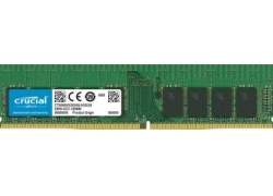 Память DDR4 Crucial CT16G4WFD8266 16Gb DIMM ECC U PC4-21300 CL19 2666MHz