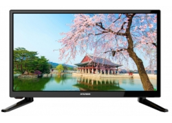 Телевизор LED Hyundai 20″ H-LED20R404BS2 черный/HD READY/60Hz/DVB-T/DVB-T2/DVB-C/DVB-S2/USB (RUS)