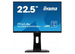 Монитор Iiyama 22.5″ ProLite XUB2395WSU-B1 черный IPS LED 4ms 16:10 HDMI M/M матовая HAS Pivot 250cd 178гр/178гр 1920x1200 D-Sub DisplayPort FHD USB 5.4кг