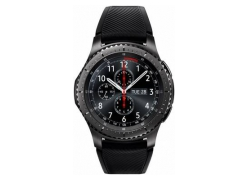 Смарт-часы Samsung Galaxy Gear S3 Frontier SM-R760 1.3″ Super AMOLED титан матовый (SM-R760NDAASER)
