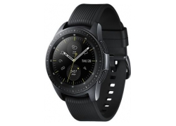 Смарт-часы Samsung Galaxy Watch 42мм 1.2″ Super AMOLED черный (SM-R810NZKASER)